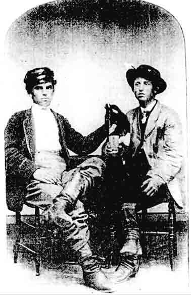 Joseph Mock jr. and James Mock